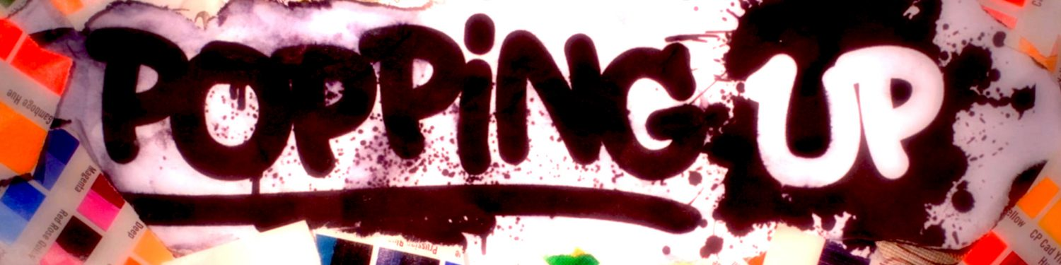 Poppingup TV Header Image